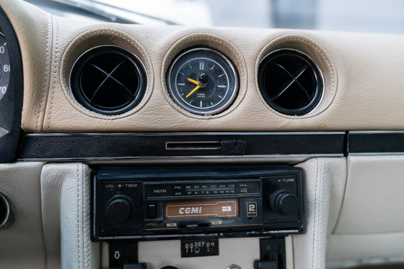 1972 Mercedes-Benz SL 350 78143