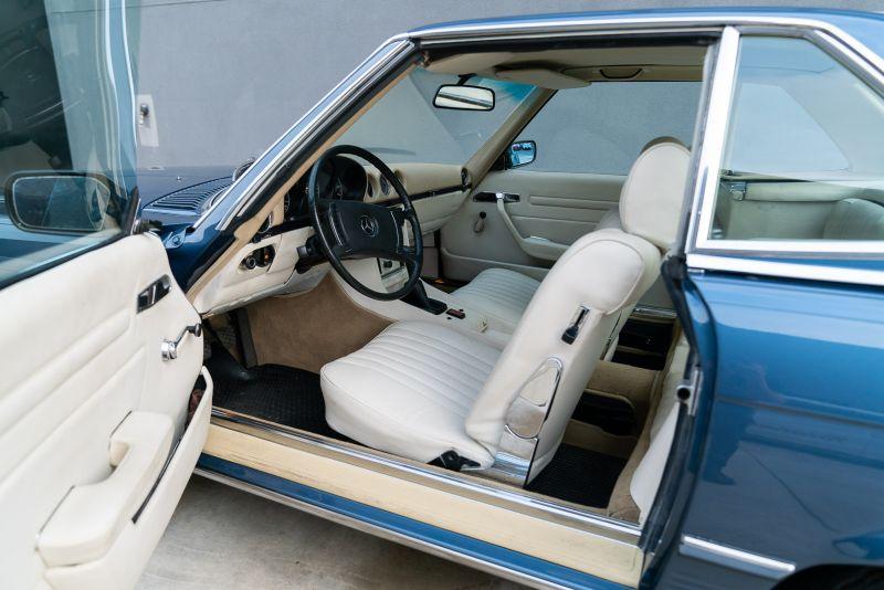 1972 Mercedes-Benz SL 350 78129
