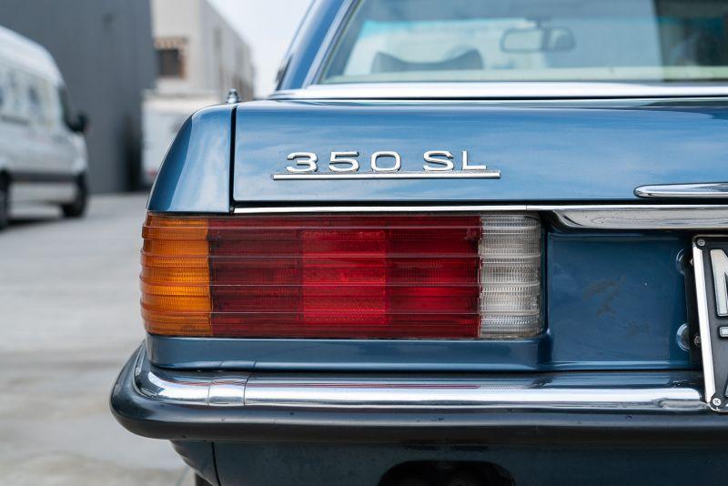 1972 Mercedes-Benz SL 350 78115
