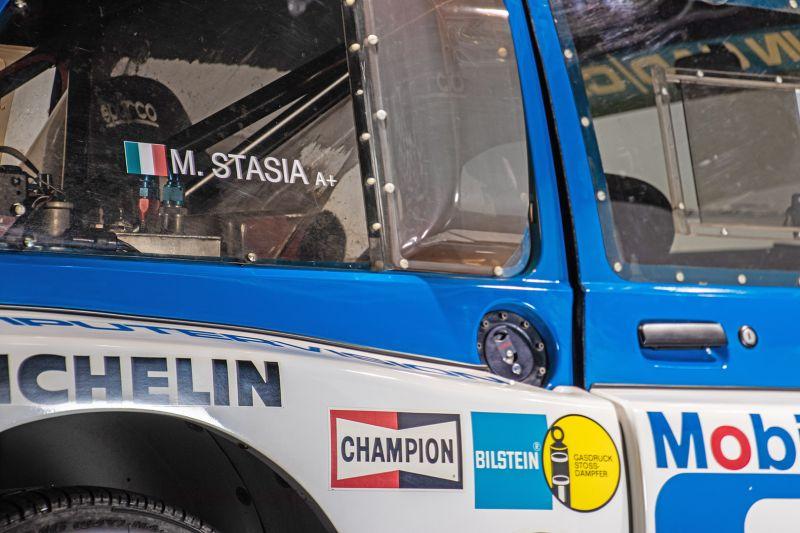 "1985 MG Metro 6R4 ""Gruppo B"" 55224"