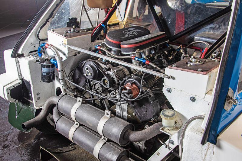 "1985 MG Metro 6R4 ""Gruppo B"" 55258"
