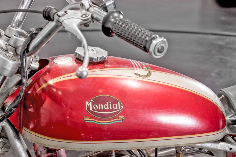 1995 Mondial 125 Enduro 75136