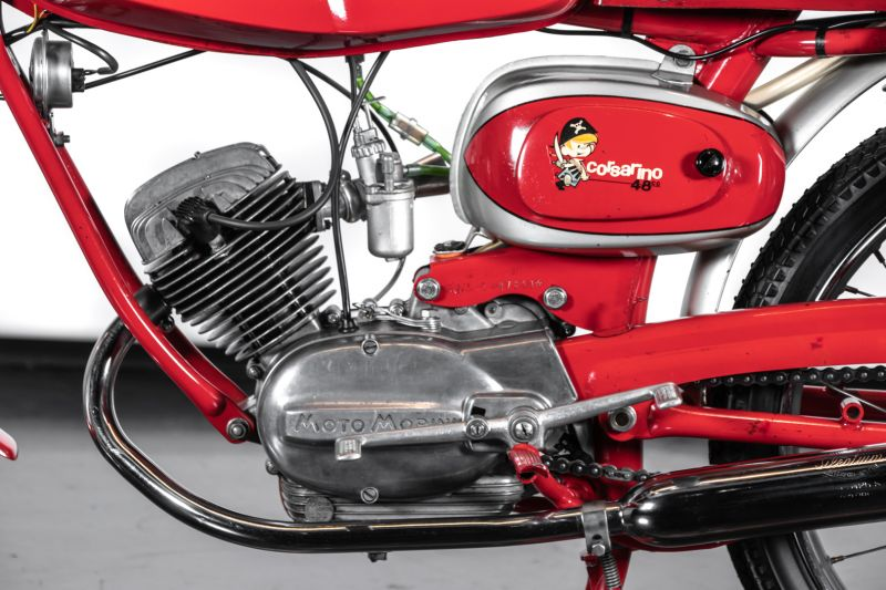 1965 Moto Morini Corsarino Z 77569