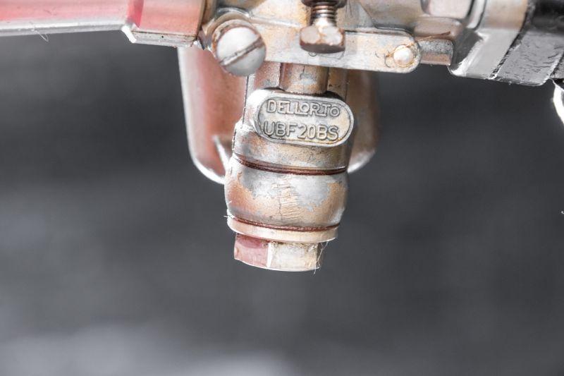 1968 Moto Morini Corsaro Sport Veloce 125 77764