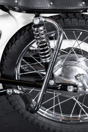 1971 Moto Morini Corsaro 150 82266