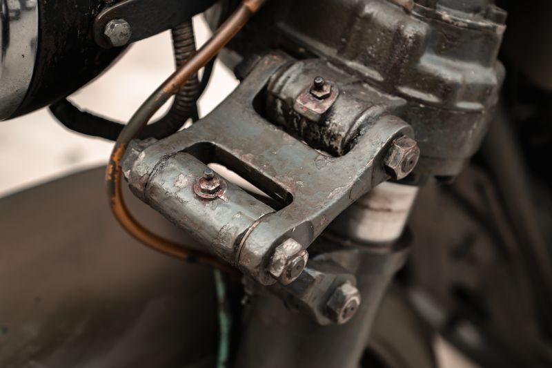 1960 Moto Guzzi Mulo Meccanico 63229