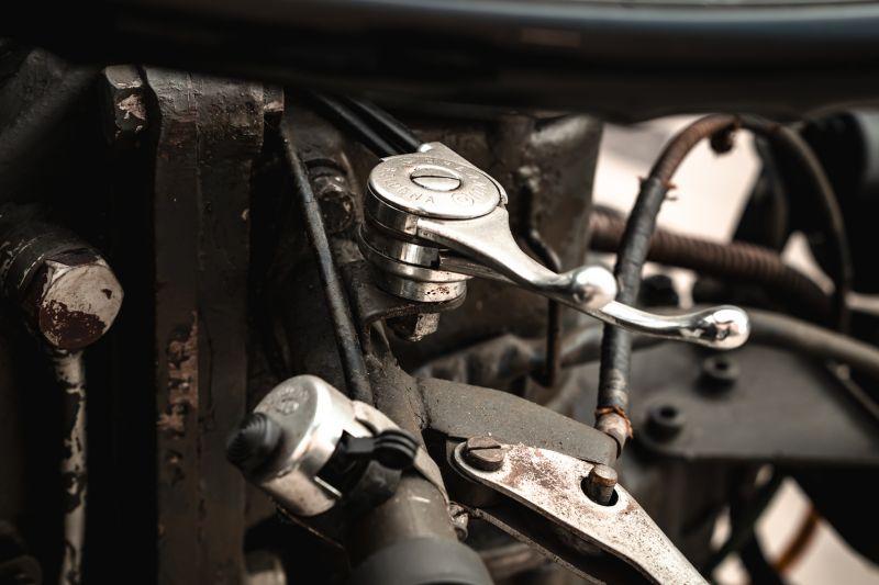 1960 Moto Guzzi Mulo Meccanico 63237