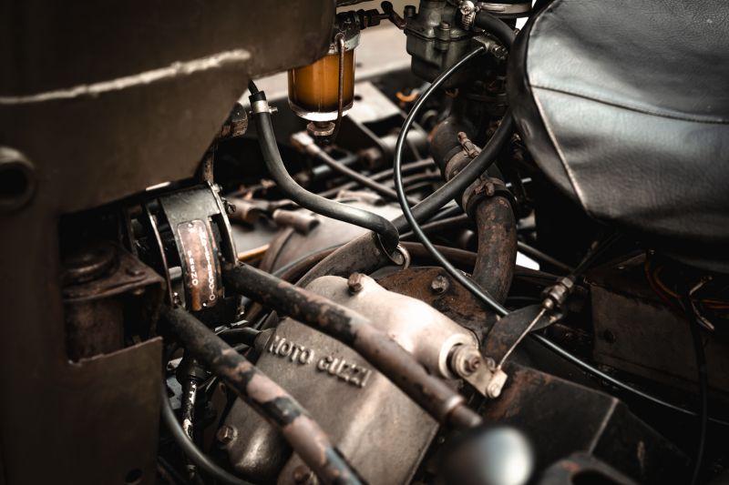 1960 Moto Guzzi Mulo Meccanico 63245