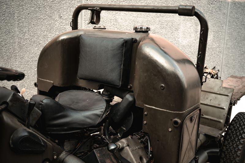 1960 Moto Guzzi Mulo Meccanico 63250