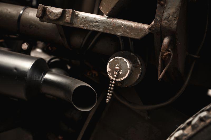1960 Moto Guzzi Mulo Meccanico 63266