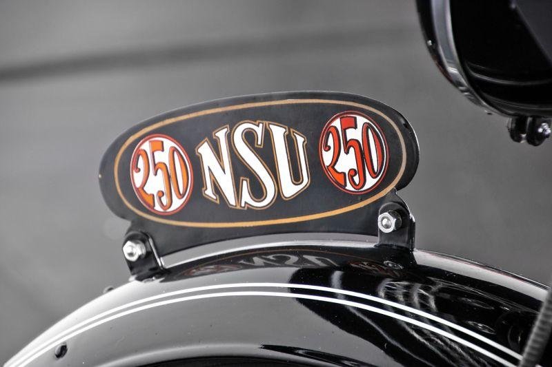 1934 NSU 250 37816