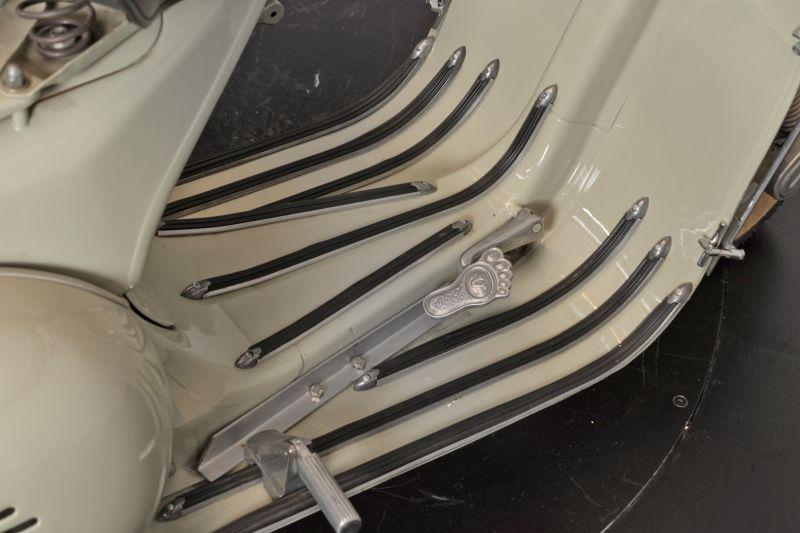 1955 Piaggio Vespa Struzzo Sidecar 37880