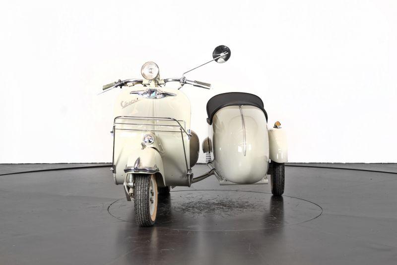 1955 Piaggio Vespa Struzzo Sidecar 37867