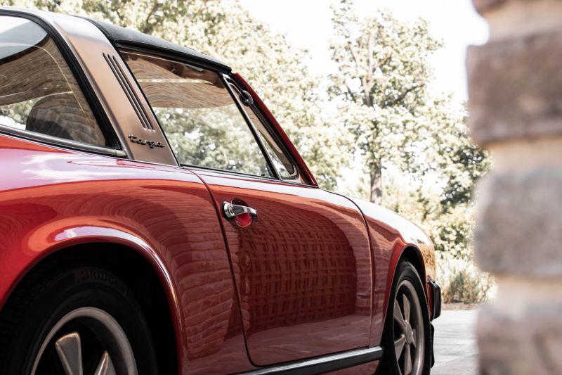 1974 Porsche 911 S 2.7 Targa 69625