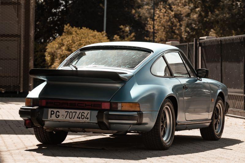 1979 Porsche 911 SC Coupè 76163