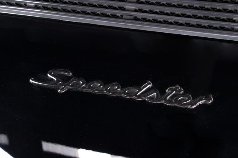 1989 Porsche Speedster 911 20762