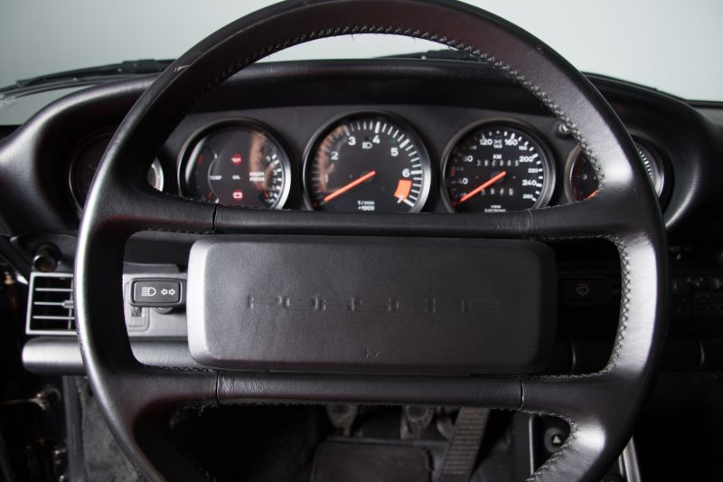 1989 Porsche Speedster 911 20767