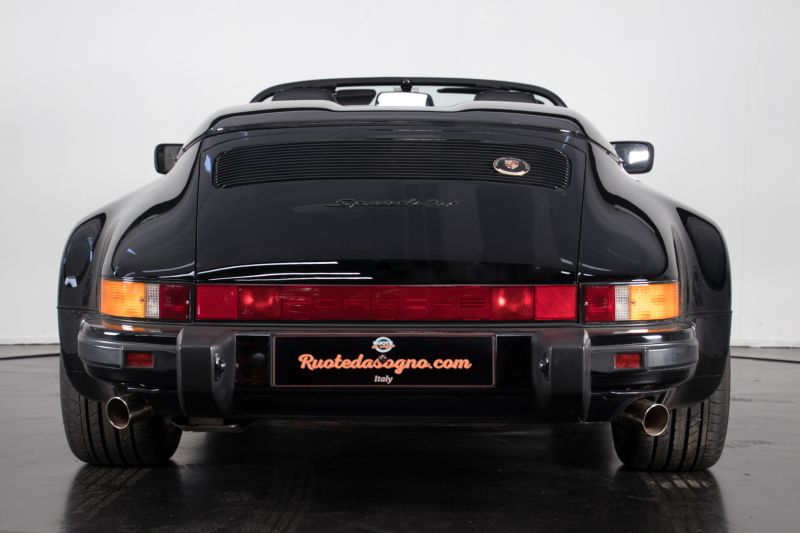 1989 Porsche Speedster 911 20772