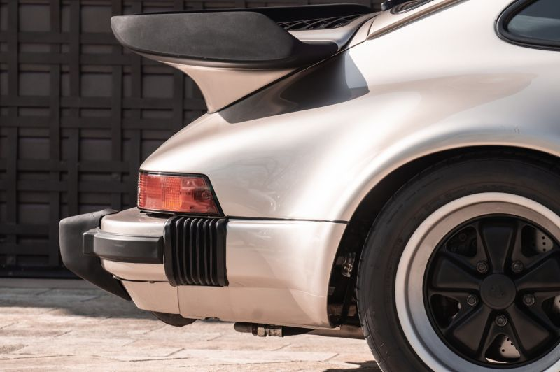 1985 Porsche 930 Turbo 66493