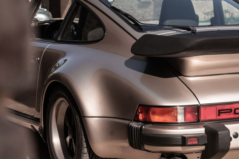1985 Porsche 930 Turbo 66503