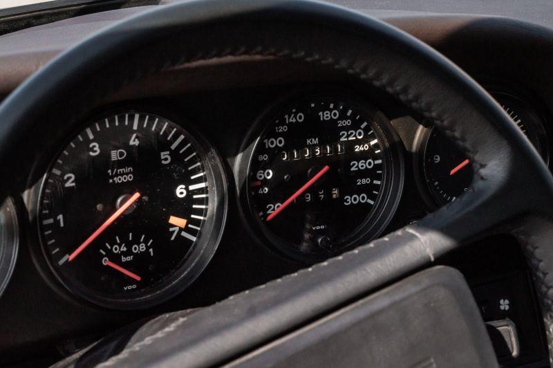 1985 Porsche 930 Turbo 66504
