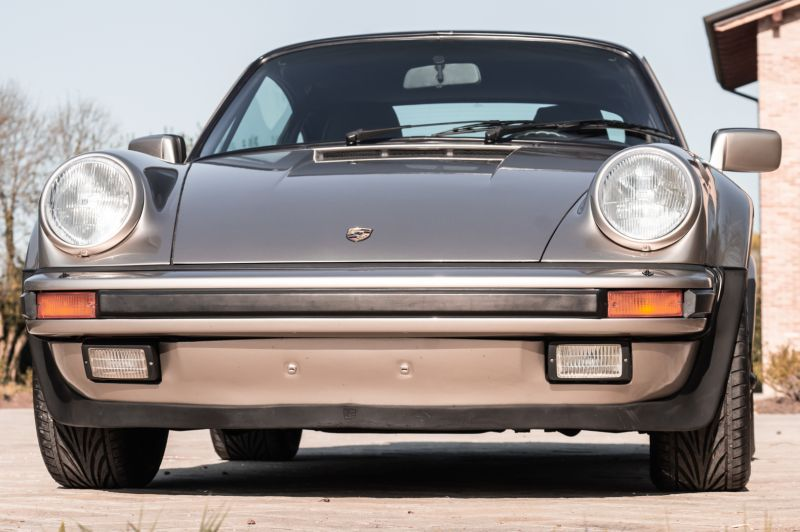 1985 Porsche 930 Turbo 66470