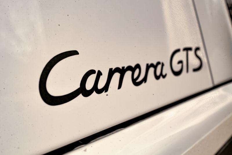 2011 PORSCHE 997 CARRERA GTS 60769