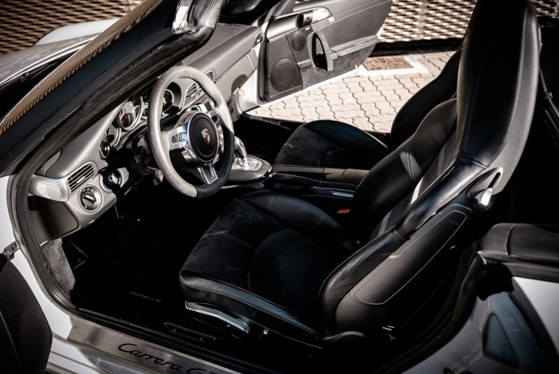 2011 PORSCHE 997 CARRERA GTS 60783