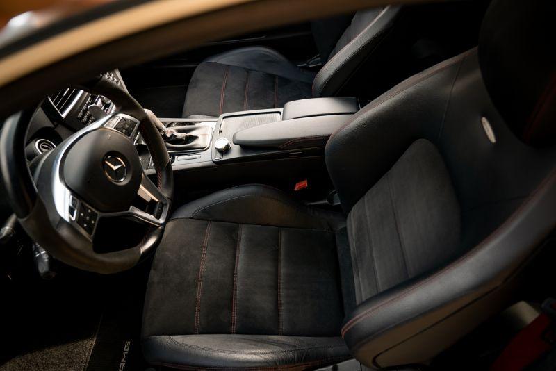 2012 Mercedes-Benz C63 AMG Black Series 71789