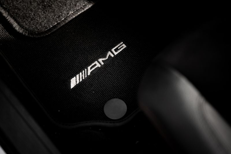 2012 Mercedes-Benz C63 AMG Black Series 71798