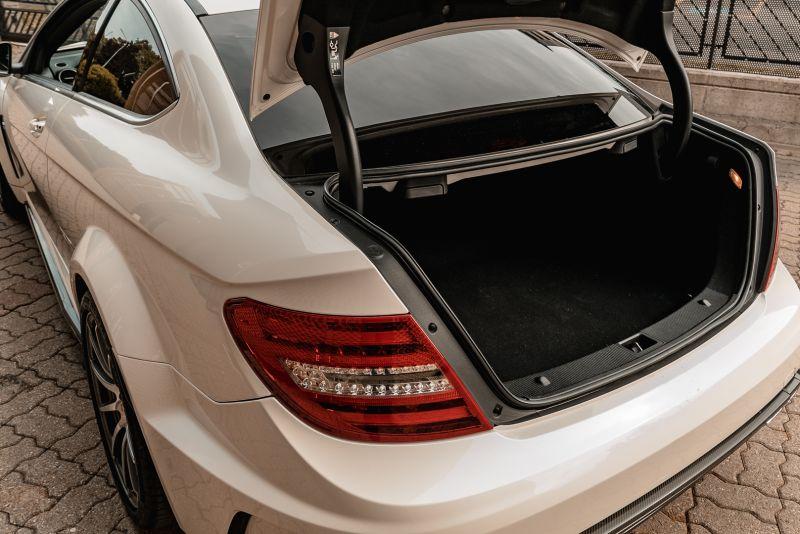 2012 Mercedes-Benz C63 AMG Black Series 71809