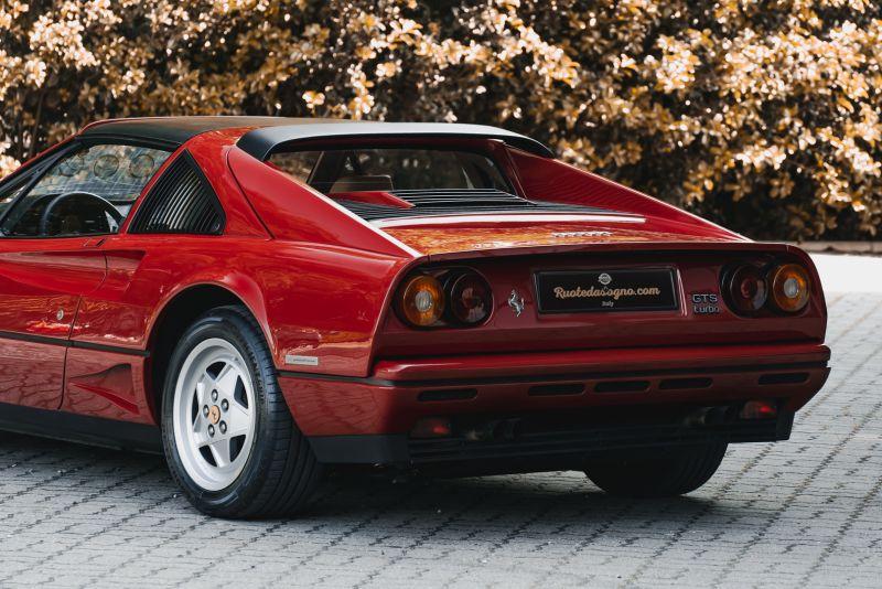 1988 FERRARI 208 GTS TURBO INTERCOOLER 75383