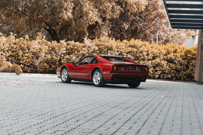 1988 FERRARI 208 GTS TURBO INTERCOOLER 75381