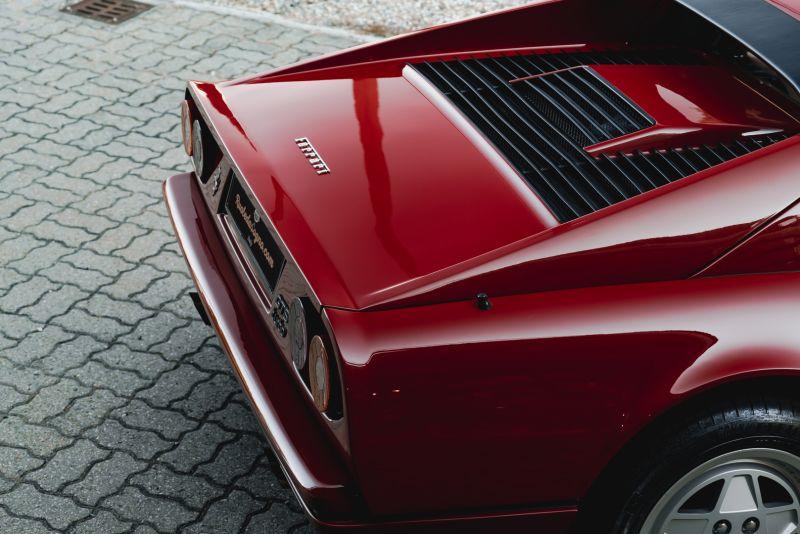 1988 FERRARI 208 GTS TURBO INTERCOOLER 75386