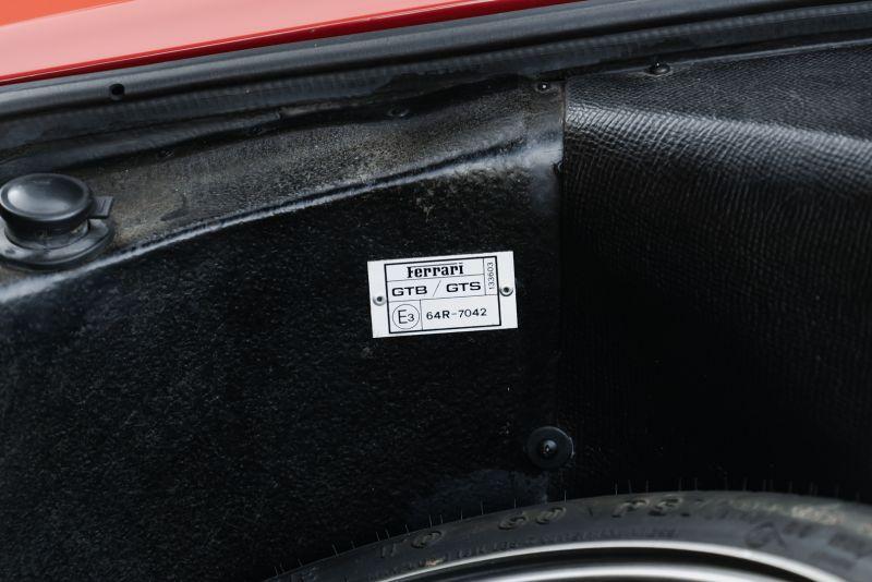 1988 FERRARI 208 GTS TURBO INTERCOOLER 75403