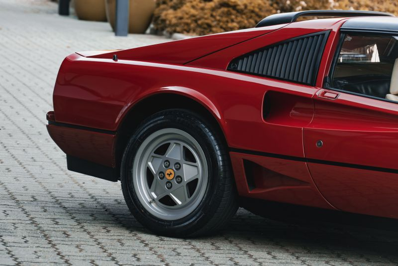 1988 FERRARI 208 GTS TURBO INTERCOOLER 75424