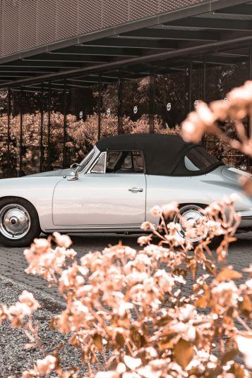 1963 Porsche 356 B 1600 S Cabriolet 76228