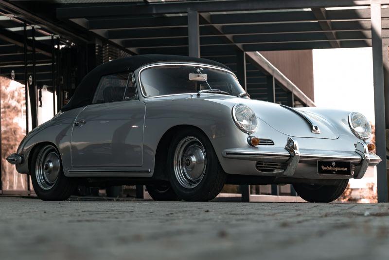 1963 Porsche 356 B 1600 S Cabriolet 76206