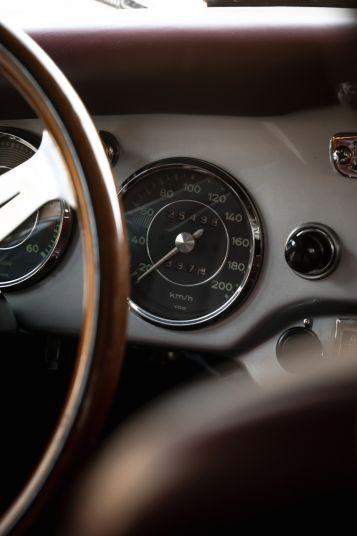 1963 Porsche 356 B 1600 S Cabriolet 76235