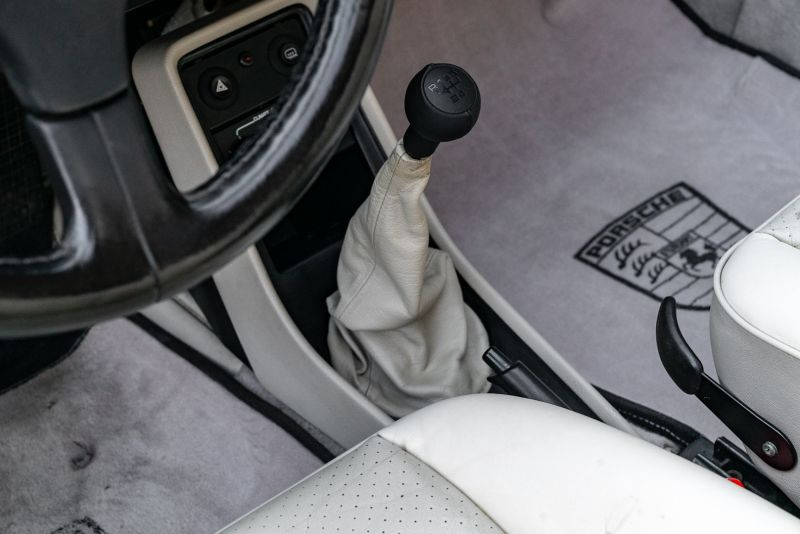 1989 Porsche 911 Speedster Turbo Look 63318