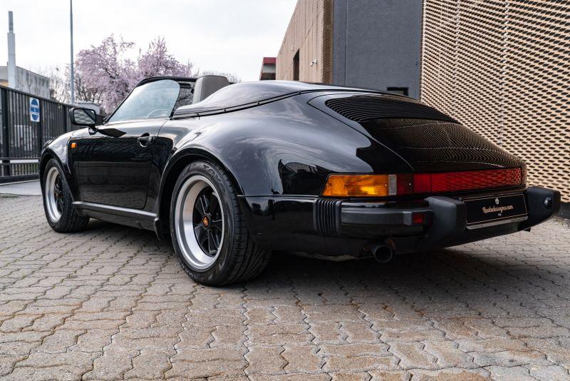 1989 Porsche 911 Speedster Turbo Look 63270