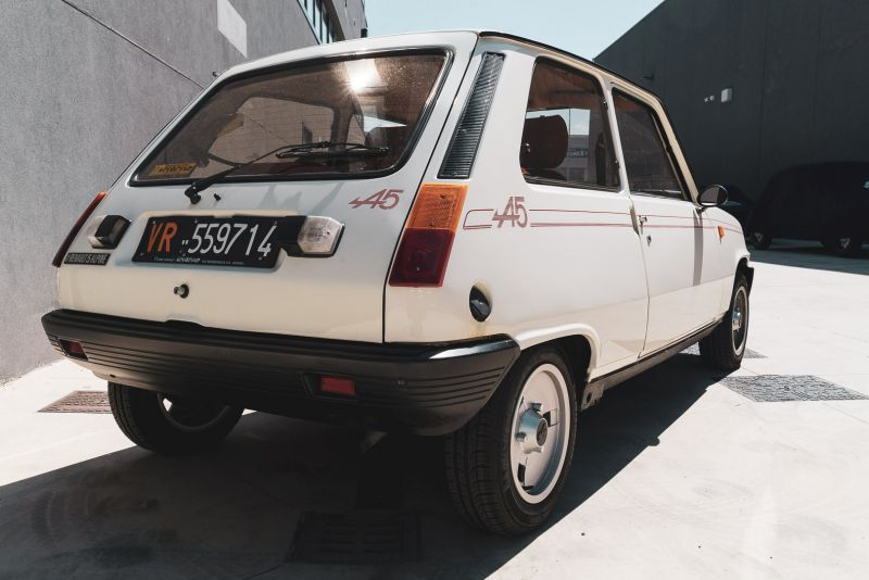 1980 Renault 5 Alpine 76875
