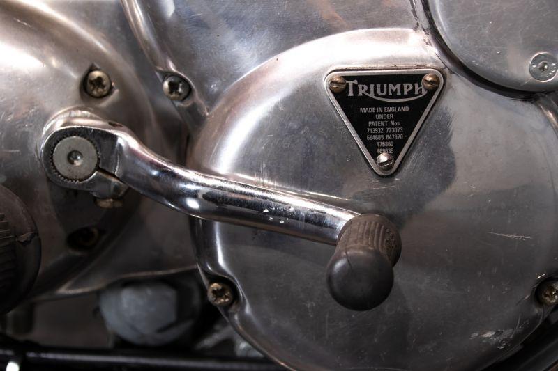 1974 TRIUMPH T 150 T TRIDENT 58104
