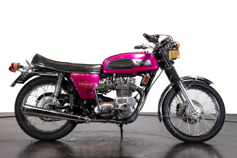 1974 TRIUMPH T 150 T TRIDENT 58095