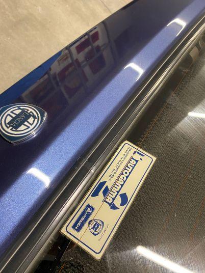 1992 Lancia Delta HF Integrale Evo 1 80876