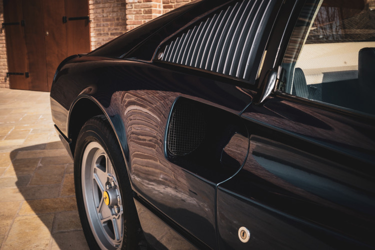 1981 Ferrari 308 GTSi  7