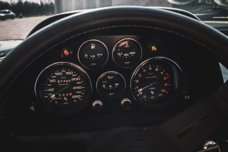 1981 Ferrari 308 GTSi  33