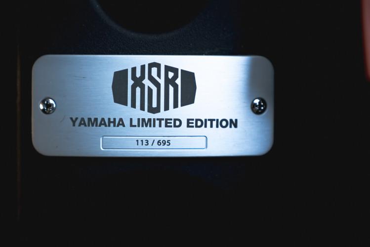 2017 Abarth 695 XSR Yamaha Limited Edition 40