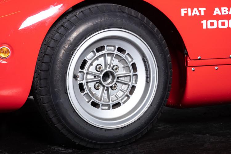 1968 Abarth 1000 SP sport prototipo 11