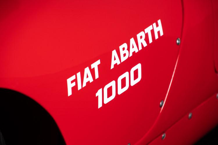 1968 Abarth 1000 SP sport prototipo 10